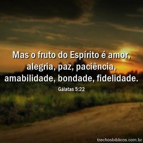 Gálatas 5:22 16