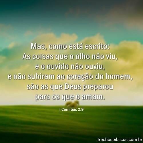 1 Coríntios 2:9 6