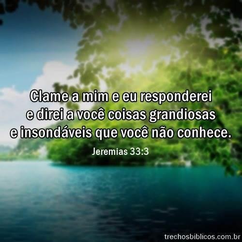 Jeremias 33:3 11