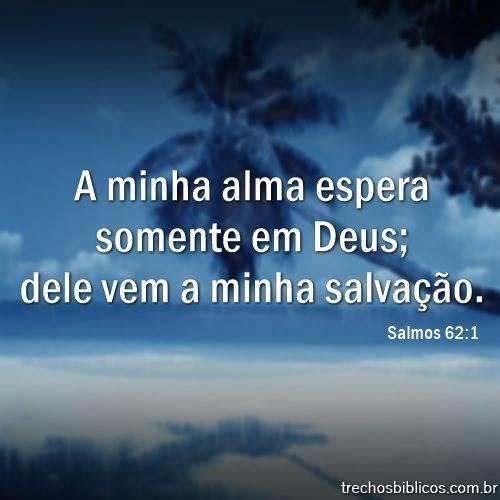 Salmo 62:1 15