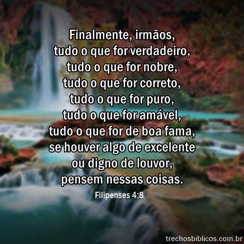 Filipenses 4:8 11