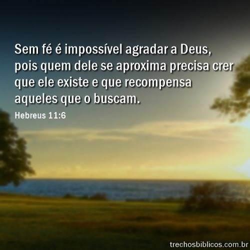 Hebreus 11:6 8