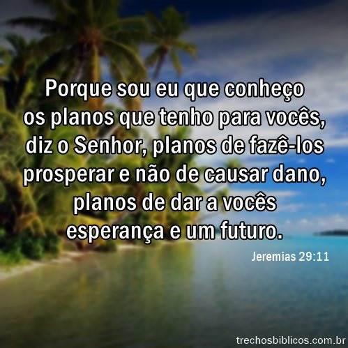 Jeremias 29:11 15