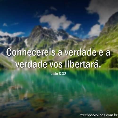 João 8:32 8
