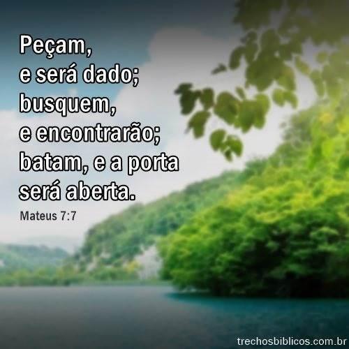 Mateus 7:7 19