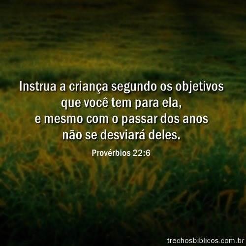 Provérbios 22:6 5