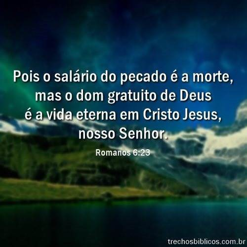 Romanos 6:23 13