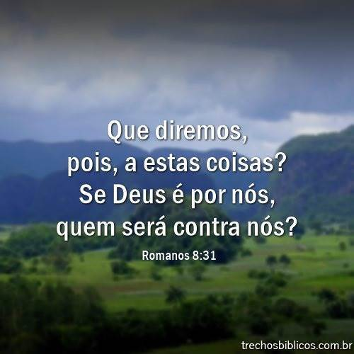 Romanos 8:31 12