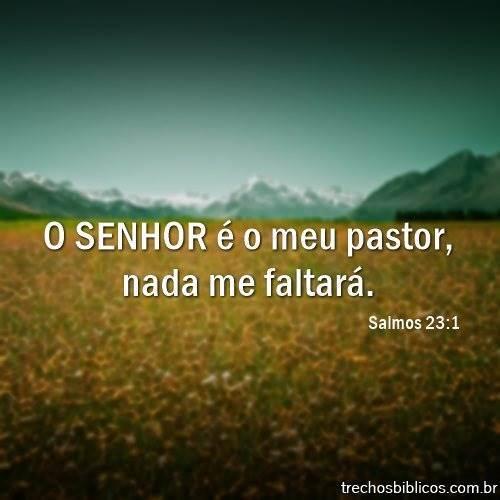 Salmo 23:1 7