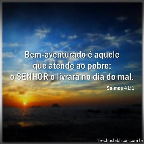 Salmo 41:1 6