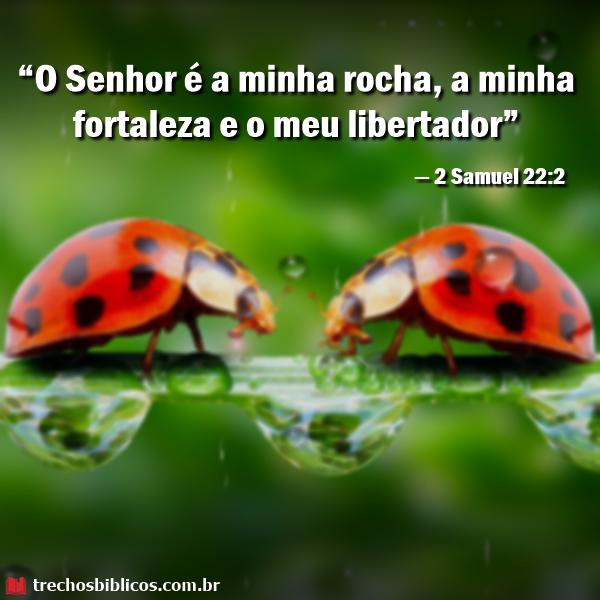 2 Samuel 22:2 4