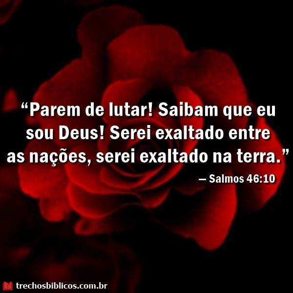Salmos 46:10 25