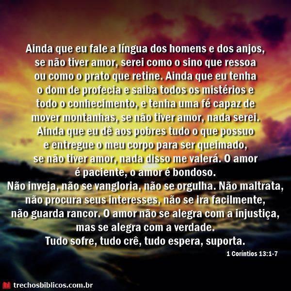 1 Corintios 13:1-7 6