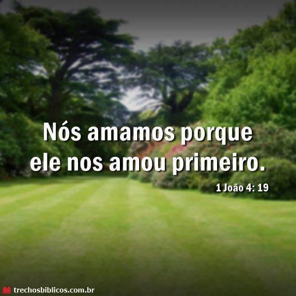 1 João 4: 19 7