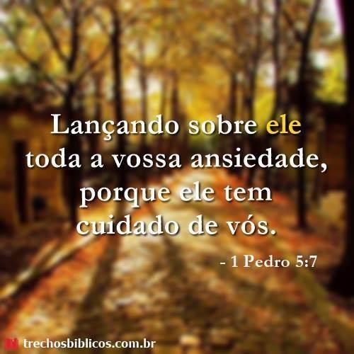 1 Pedro 5:7 5