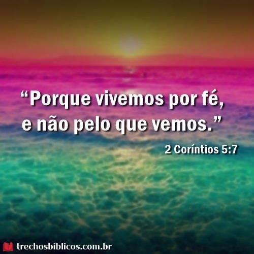 2 Coríntios 5:7 4