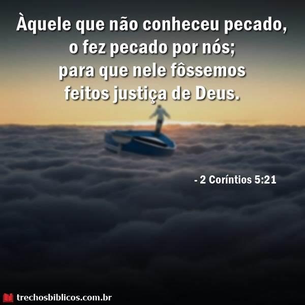 2 Coríntios 5:21 5