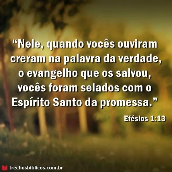 Efésios 1:13 9