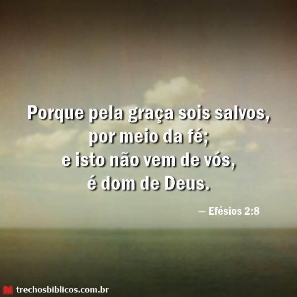 Efésios 2:8 4