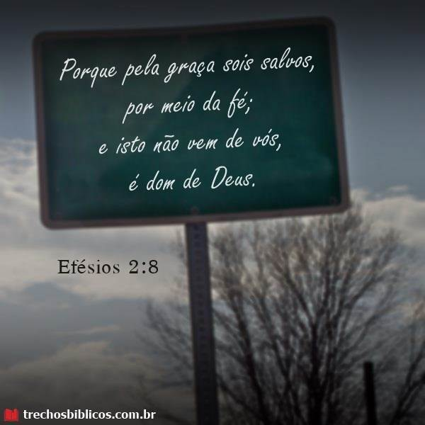 Efésios 2:8 3