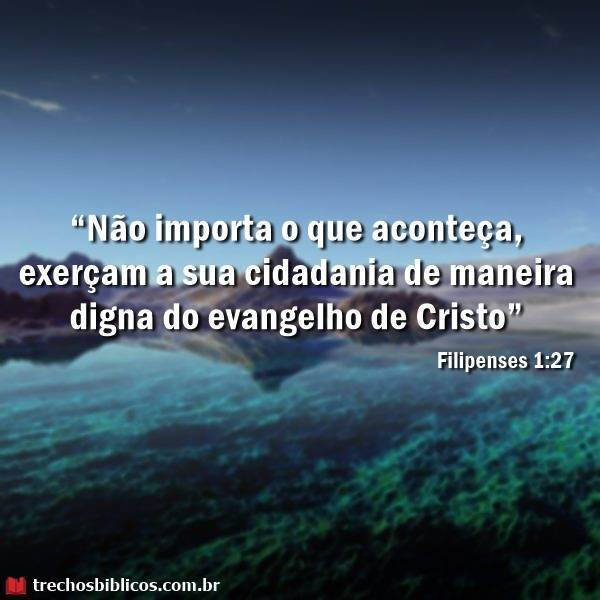 Filipenses 1-27