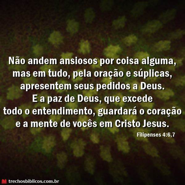 Filipenses 4:6,7 6