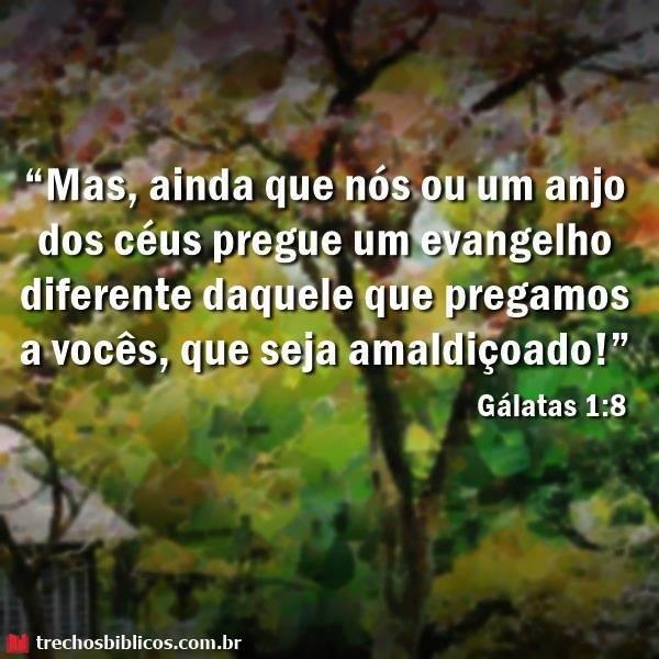 Gálatas 1:8 17