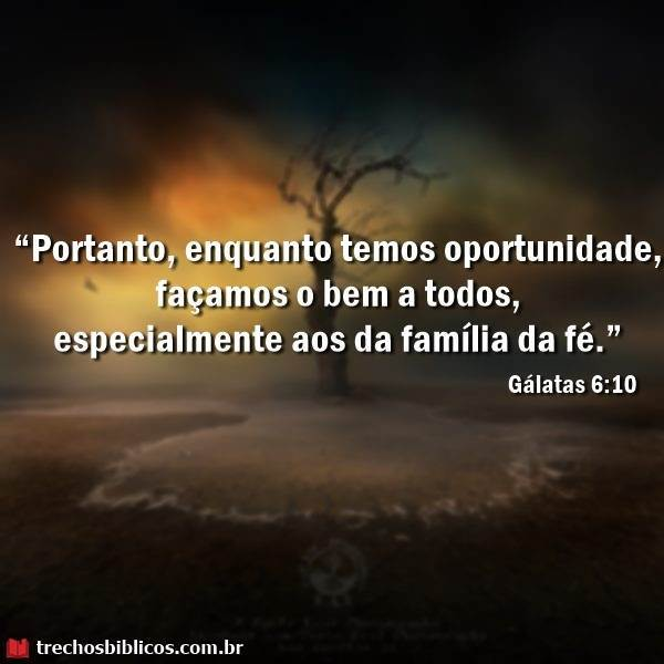 Gálatas 6:10 6