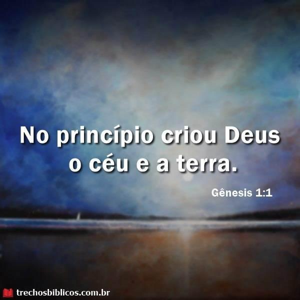 Gênesis 1:1 6