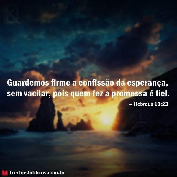 Hebreus 10:23 22