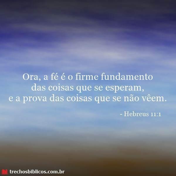 Hebreus 11:1 5