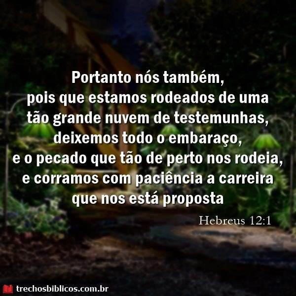 Hebreus 12:1 6