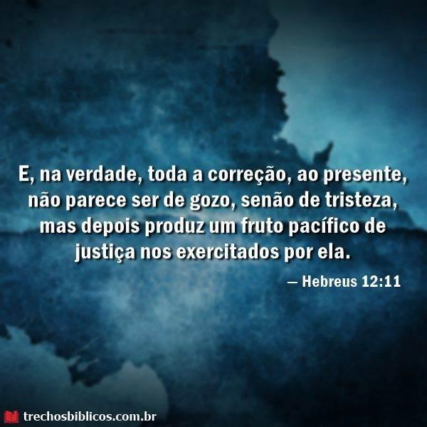 Hebreus 12:11 21