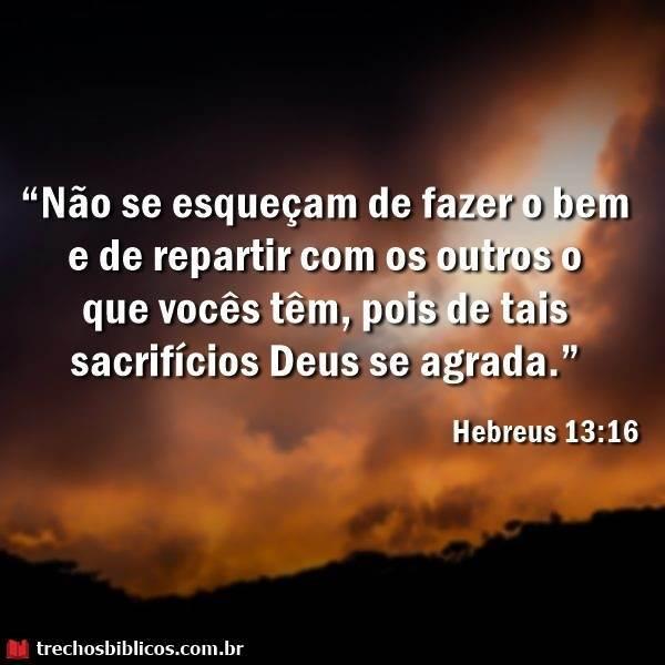 Hebreus 13:16 5