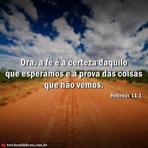 Hebreus 11:1 8