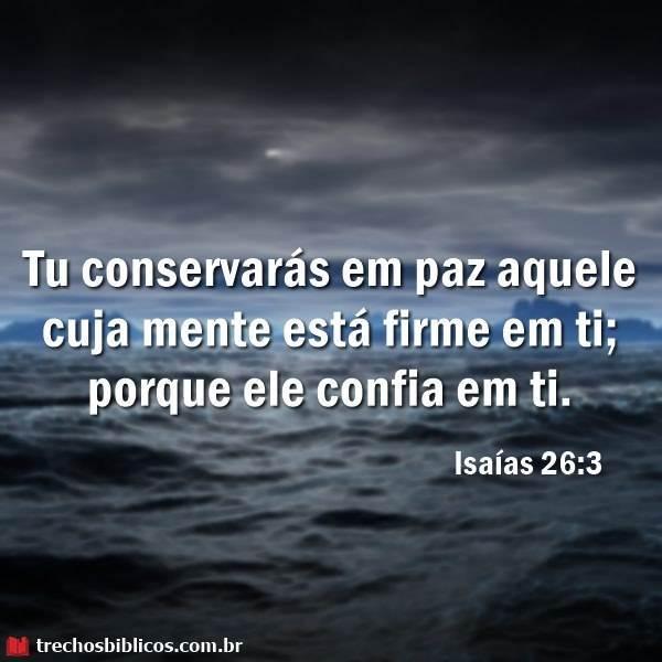 Isaías 26:3 14