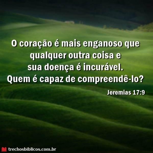 Jeremias 17:9 11