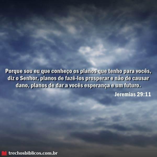 Jeremias 29:11 7
