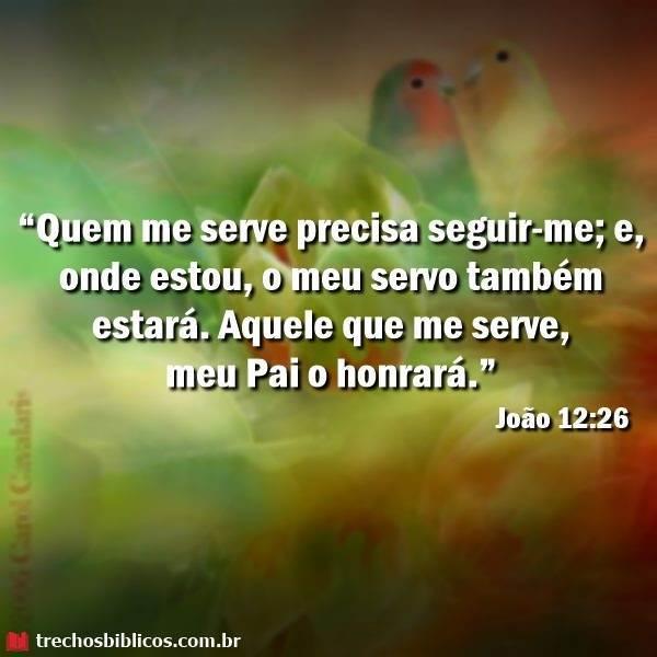 João 12-26
