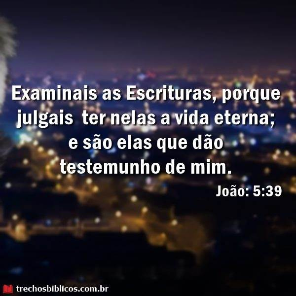 João 5:39 38