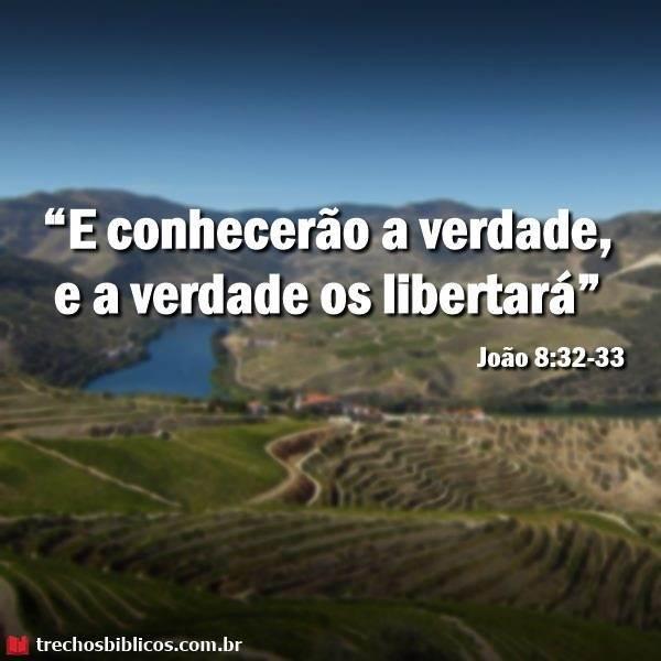 João 8-32-33