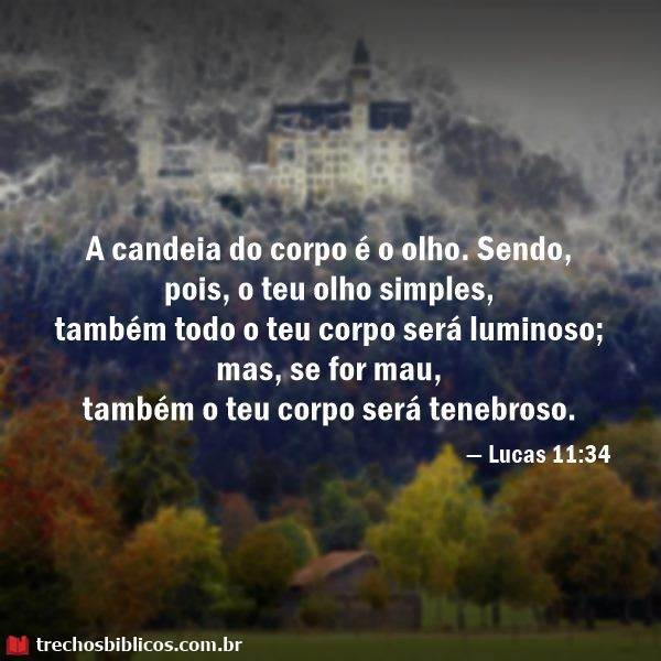 Lucas 11:34 7