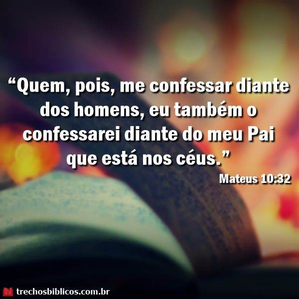 Mateus 10:32 20