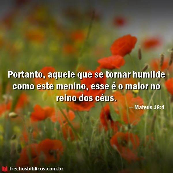 Mateus 18-4