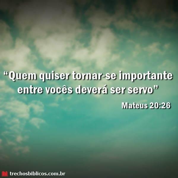 Mateus 20-26