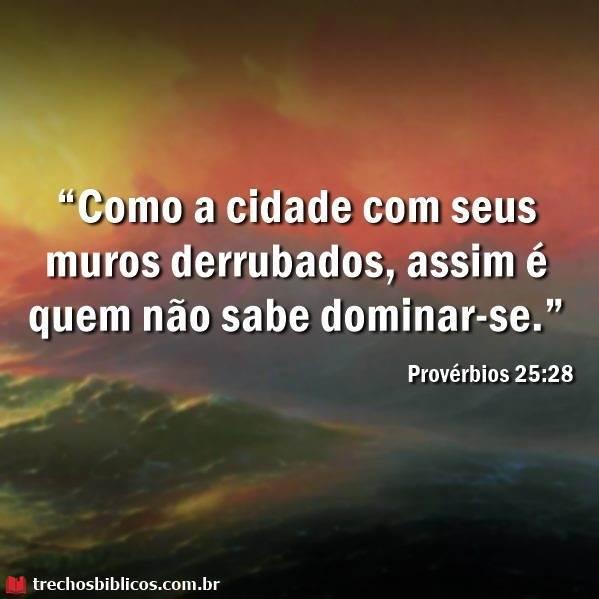 Provérbios 25:28 10