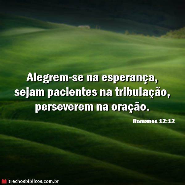Romanos 12:12 4