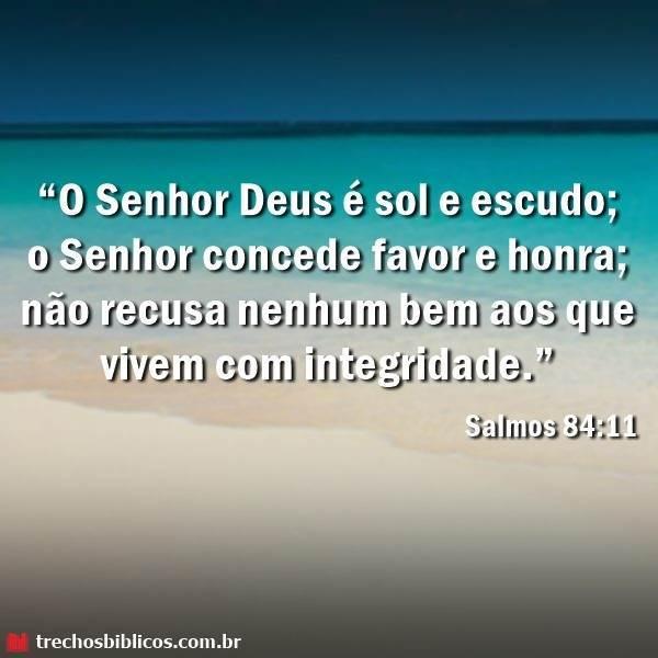 Salmos 84:11 18