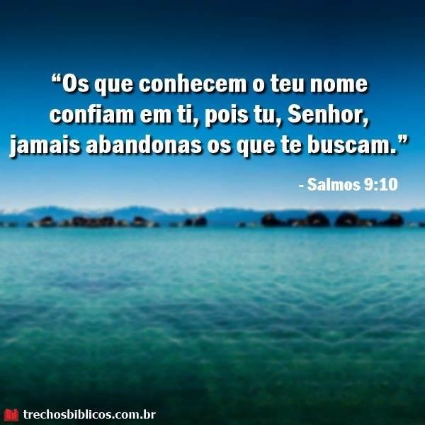 Salmos 9:10 20