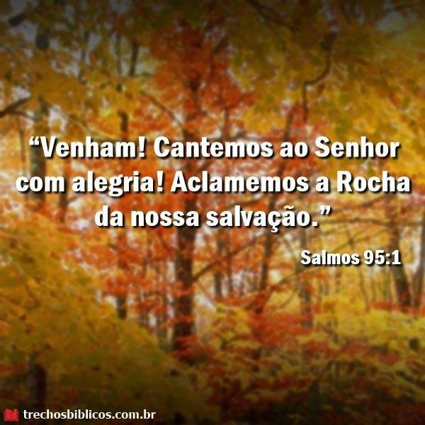 Salmos 95:1 9